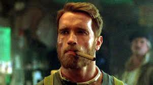 Arnold Schwarzenegger - l'homme qui court