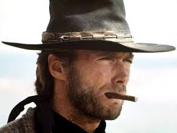clint eastwood, man with no name